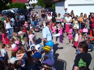 Ansprache von Bürgermeister Edelmann