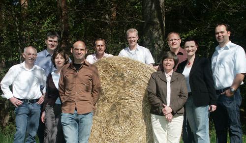 Gemeinderatskandidatinnen und Kandidaten der AWV 2009