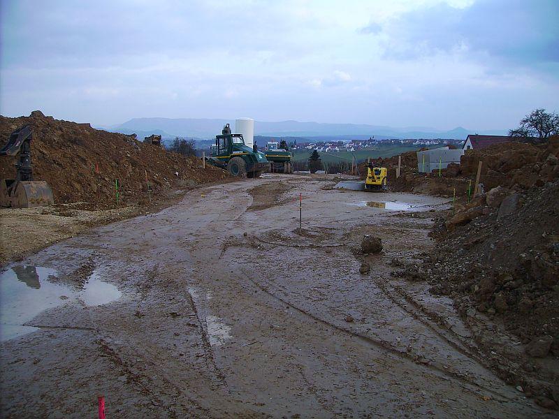 Die Kanalarbeiten sind abgeschlossen
