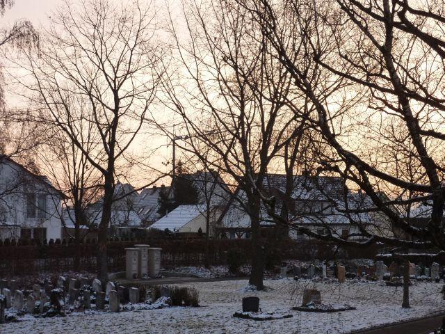 Friedhof Bild 1